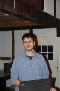 Spannender Vortrag von Frank Rosenbauer über vom Aussterben bedrohte Schmetterlinge